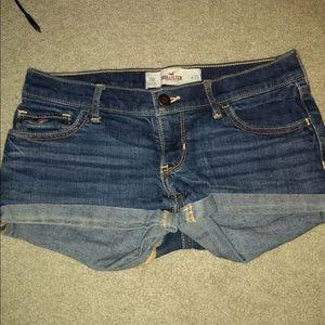 Hollister Jean Shorts Size 00/23